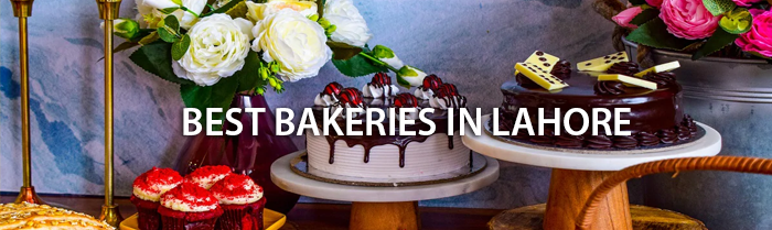 Bakeries in Lahore