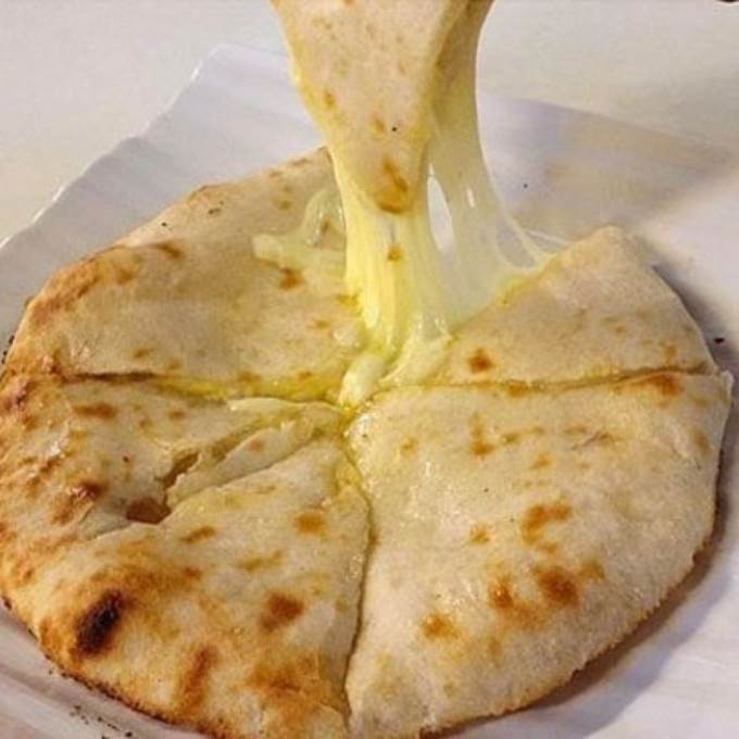 Cheese Naan Five Star