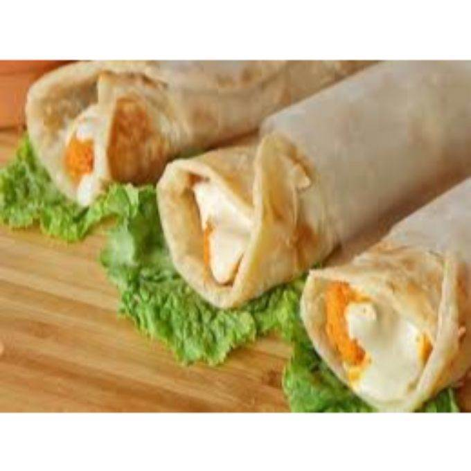 Chicken Malai Roll