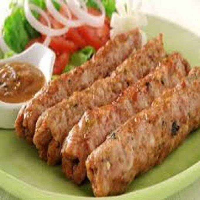 Beef Cheese Kabab