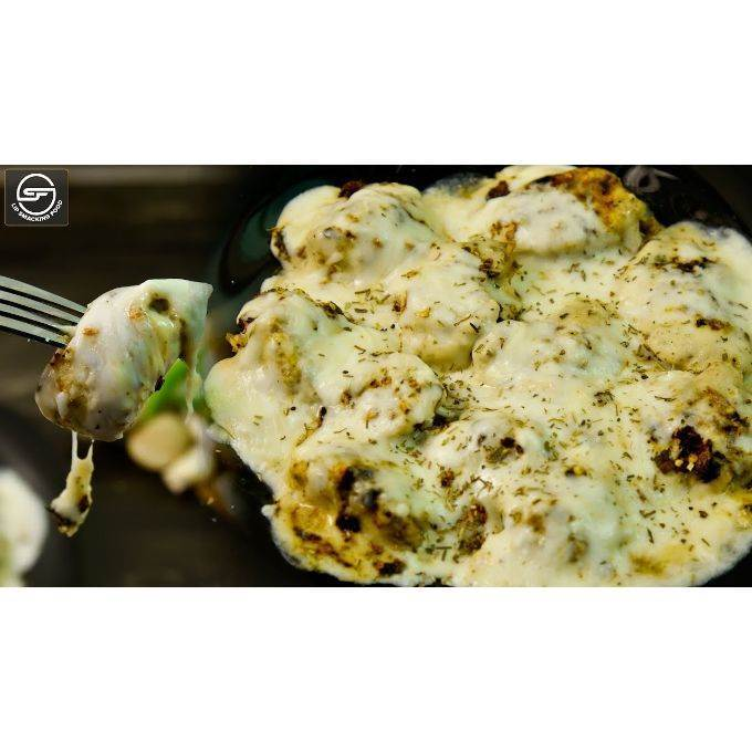 Chicken Cheese Boti