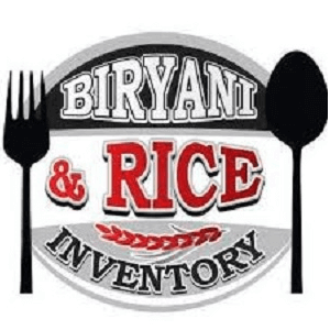 Biryani Rice & Inventory