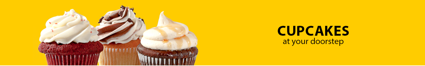 Buy Cupcakes in Lahore | 100% Fresh with Fast Delivery