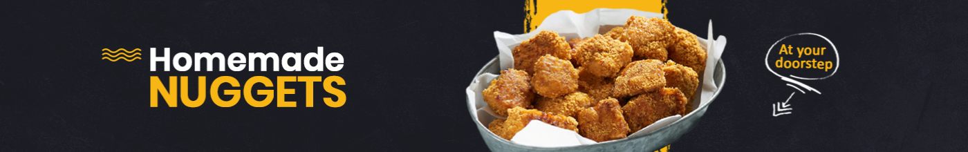 Order Homemade Frozen Nuggets in Lahore