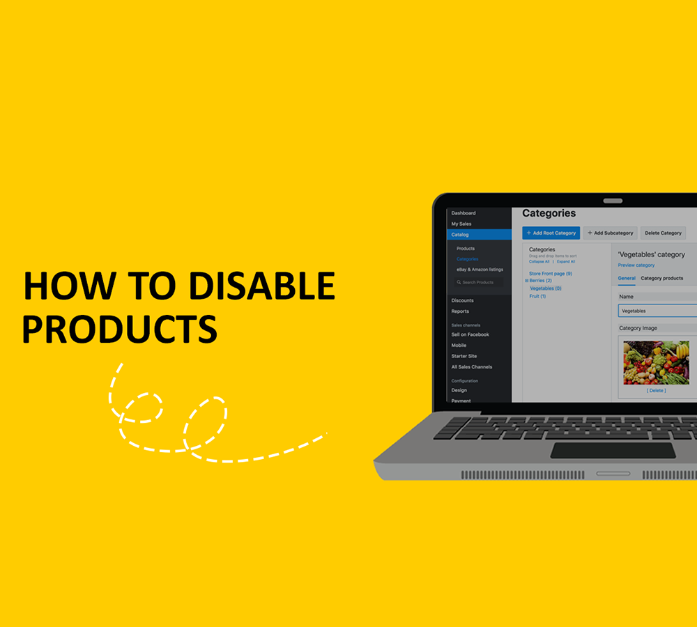 How to Disable your Products on Freshstore.pk