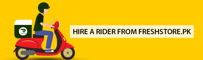 How To Hire Rider in Lahore