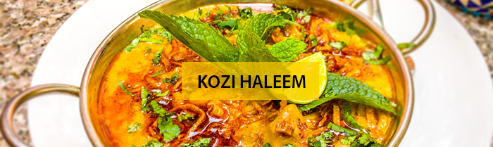The Famous Koozi Haleem