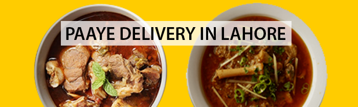 PAYE DELIVERY IN LAHORE